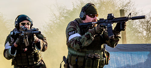 Play Airsoft Games in Essex on an Amazing Airsoft Site