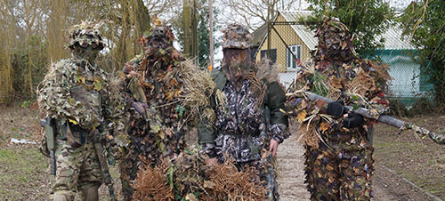 Airsoft Events Days at Airsoft GB, Essex