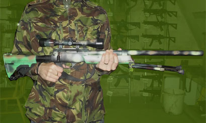 Airsoft MB06 for Hire at Airsoft GB