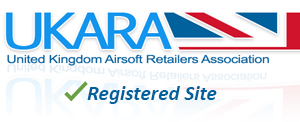 Airsoft GB is a UKARA registered Airsoft Site